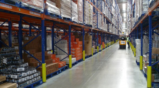 warehouse damage prevention