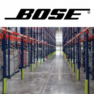 Rack Armour chosen by BOSE