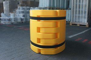 Säulenschutz Rack Armour - Anwendung 1